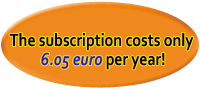 The subscription costs only 6.05 euro per year!